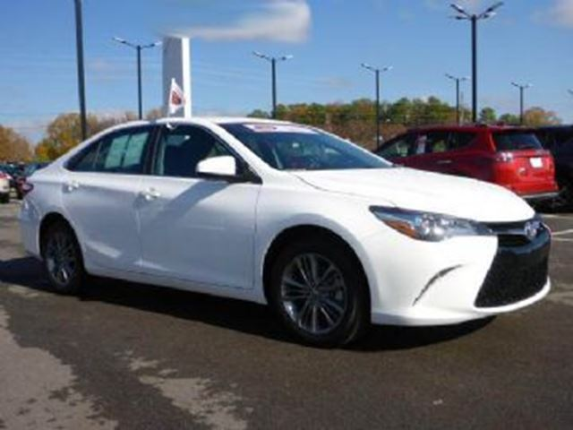 2016 toyota camry 4dr sdn i4 auto xse cash incentive 1250 pearl white lease busters. Black Bedroom Furniture Sets. Home Design Ideas