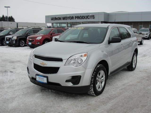 2014 chevrolet equinox ls exeter ontario used car for sale 2669340. Black Bedroom Furniture Sets. Home Design Ideas