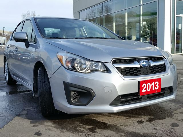 Subaru Kitchener Used Cars