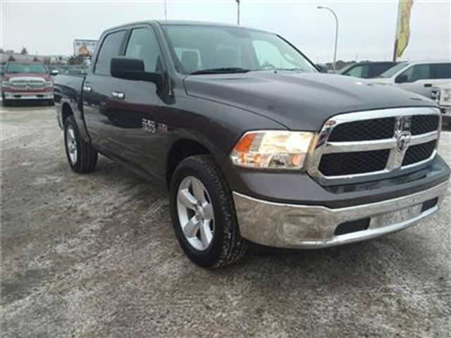 2016 dodge ram 1500 slt hemi crew cab edmonton alberta car for sale 2669609. Black Bedroom Furniture Sets. Home Design Ideas