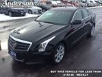 2014 Cadillac ATS 2.5  - Low Mileage in Woodstock, Ontario