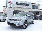 2009 Mitsubishi Outlander LS--Financing as low as 0.99%!! in Markham, Ontario