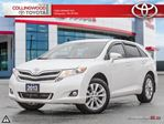 2013 Toyota Venza 4 CYLINDER FWD, DUAL ZONE CLIMATE CONTROL in Collingwood, Ontario
