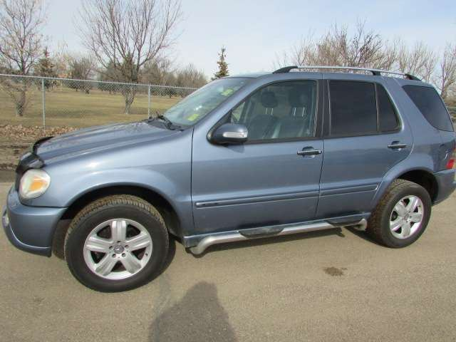 2005 Mercedes Benz M Class Se Ml350 All Wheel Drive