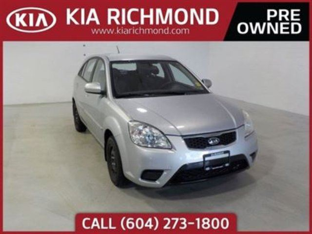 2011 KIA RIO 5 EX in Richmond, British Columbia