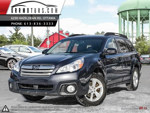 2013 subaru outback 3 6r limited nav stittsville ontario used car for sale 2669571. Black Bedroom Furniture Sets. Home Design Ideas
