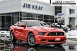2013 Ford Mustang GT COUPE W/RECARO LEATHER SEATS, 5.0L V8 & 6 SP in Ottawa, Ontario