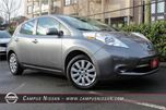 2015 Nissan Leaf S Quick Charge in Victoria, British Columbia