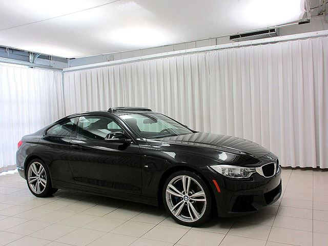 2014 bmw 4 series 435i xdrive m sport coupe w nav moonroof le in. Cars Review. Best American Auto & Cars Review