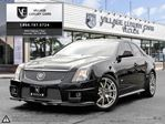 2010 Cadillac CTS V Base CLEAN CARPROOF HISTORY | NEW TIRES | NEW BRAKES in Markham, Ontario