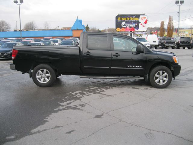 used 2013 nissan titan sv north bay. Black Bedroom Furniture Sets. Home Design Ideas
