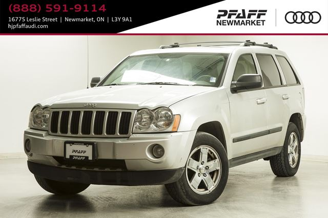 2007 jeep grand cherokee laredo 4wd 4dr laredo newmarket ontario. Cars Review. Best American Auto & Cars Review