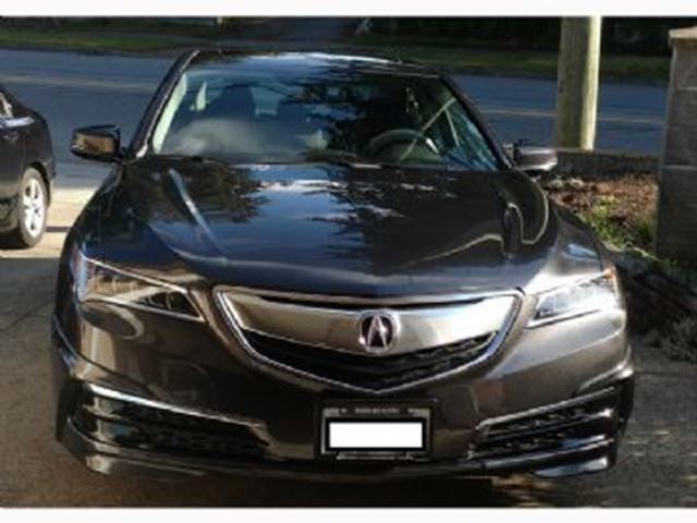 2015 acura tlx 4dr sdn sh awd v6 tech mississauga ontario used car for sale 2670296. Black Bedroom Furniture Sets. Home Design Ideas
