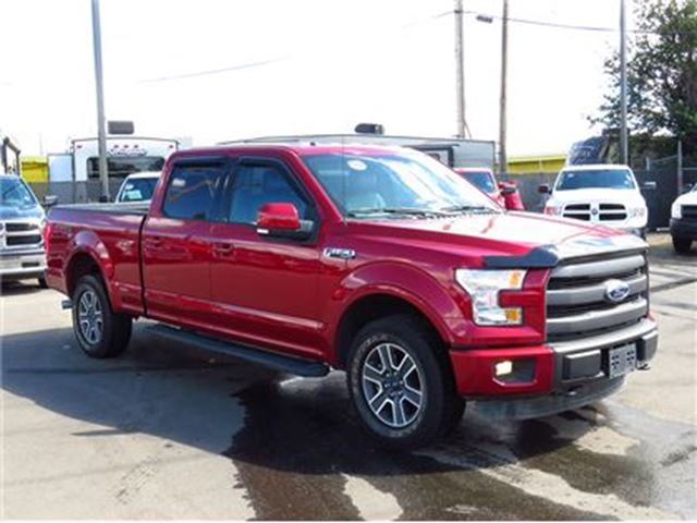 2015 ford f 150 lariat edmonton alberta used car for sale 2670344. Black Bedroom Furniture Sets. Home Design Ideas