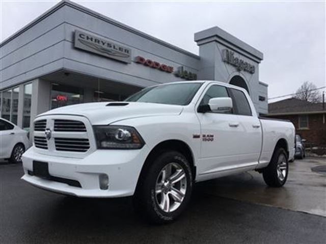 2017 dodge ram 1500 sport leather sunroof alloys nav loaded niagara falls ontario used car. Black Bedroom Furniture Sets. Home Design Ideas