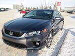 2013 Honda Accord EXL, NAVI, 2DOOR, 6SPEED, SUNROOF in Edmonton, Alberta