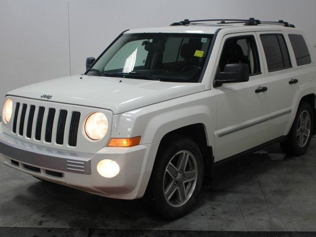 2008 jeep patriot limited white nor lan chrysler inc. Black Bedroom Furniture Sets. Home Design Ideas