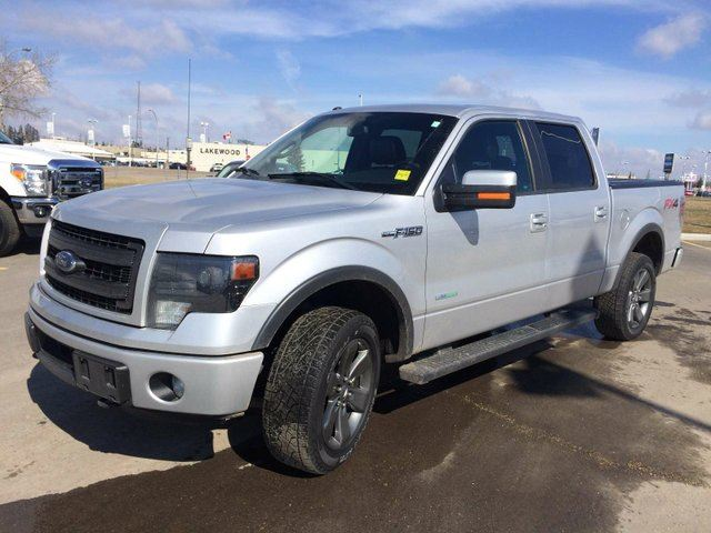 2013 ford f 150 xlt 4x4 supercab 6 5 ft box 145 in wb edmonton alberta used car for sale. Black Bedroom Furniture Sets. Home Design Ideas