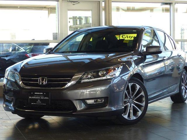 2013 honda accord sedan l4 sport cvt vancouver british. Black Bedroom Furniture Sets. Home Design Ideas