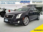 2016 Cadillac XTS Luxury Collection in Brandon, Manitoba