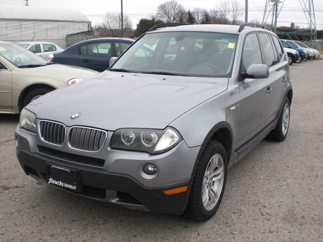 2007 BMW X3 3.0i in London, Ontario