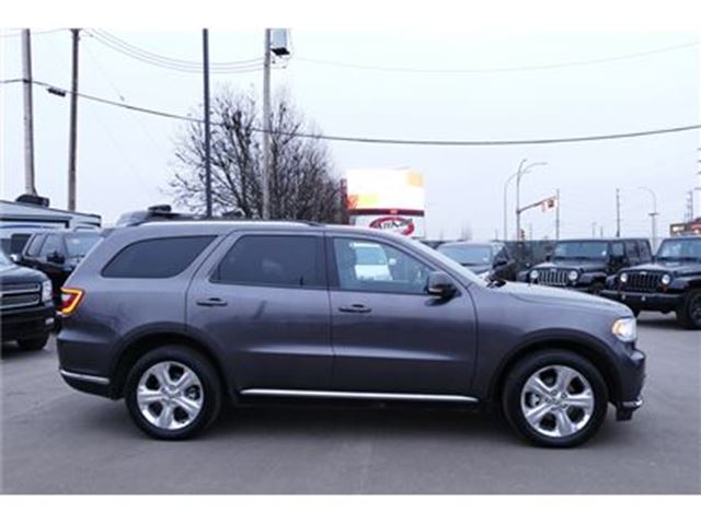 used 2015 dodge durango v 6 cy limited edmonton. Black Bedroom Furniture Sets. Home Design Ideas