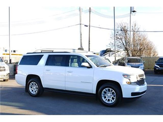 2015 chevrolet suburban lt edmonton alberta used car for sale. Cars Review. Best American Auto & Cars Review
