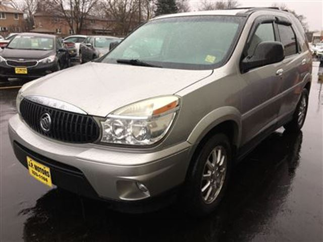 2006 buick rendezvous cx automatic burlington ontario. Black Bedroom Furniture Sets. Home Design Ideas