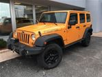 2013 Jeep Wrangler Unlimited Sahara MOAB PACKAGE in Simcoe, Ontario