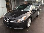 2012 Nissan Altima 2.5 S   ONLY66000KMS   LEATHER   1OWNER   ACCIDENT in Burlington, Ontario