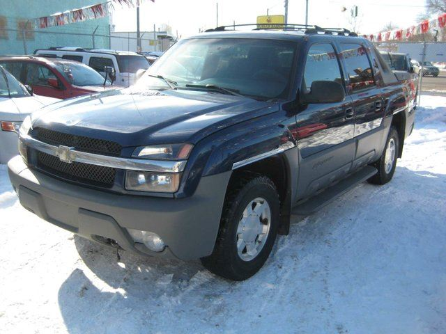 2002 chevrolet avalanche 1500 z71 4x4 edmonton alberta car for sale 2671259. Black Bedroom Furniture Sets. Home Design Ideas