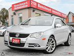 2007 Volkswagen Eos 2.0T LUXURY-18'S-CLIMATE-LEATHER-PANORAMIC-LIKE in Scarborough, Ontario