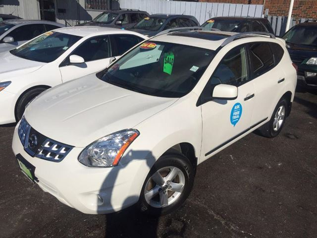 2013 Nissan Rogue SV-AWD SPECIAL EDITION -SUNROOF ...