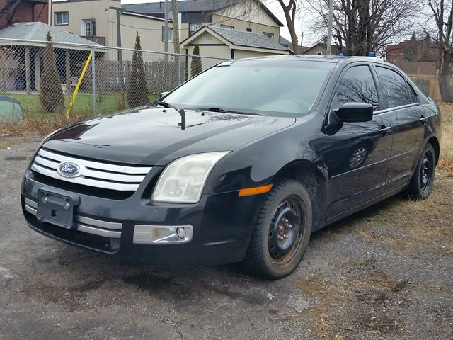 2006 ford fusion sel port colborne ontario used car for sale 2671260. Black Bedroom Furniture Sets. Home Design Ideas