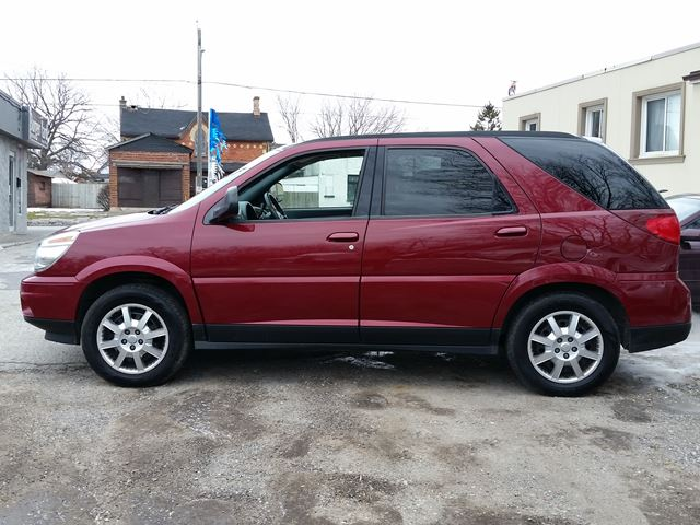 used 2006 buick rendezvous cert etested oshawa. Black Bedroom Furniture Sets. Home Design Ideas