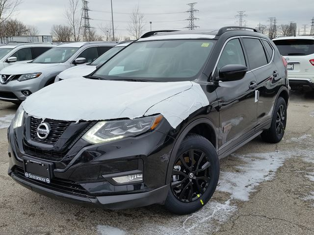 2017 nissan rogue sv awd rogue one star wars limited edition black for 35492 in toronto. Black Bedroom Furniture Sets. Home Design Ideas