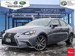 2015 Lexus IS 350 AWD F-Sport in Waterloo, Ontario