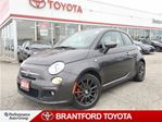 2014 Fiat 500 Sport, Just Traded In, Automatic, Two set's of Whe in Brantford, Ontario