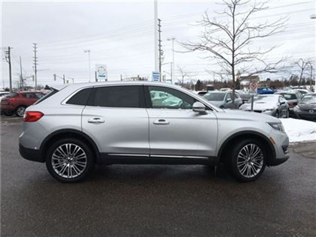 2016 lincoln mkx reserve awd leather pano roof gps nav barrie ontario car for sale 2671747. Black Bedroom Furniture Sets. Home Design Ideas
