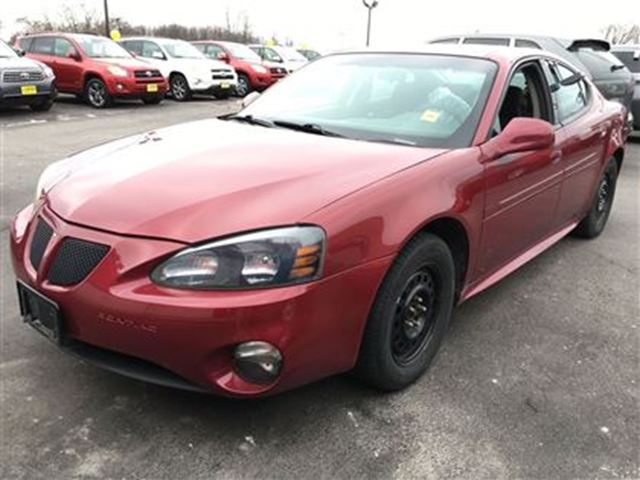 2004 pontiac grand prix gt1 automatic red j p motors. Black Bedroom Furniture Sets. Home Design Ideas