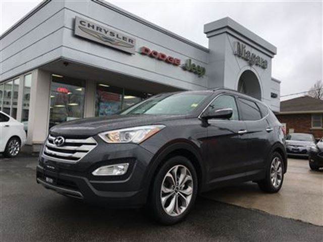 2015 Hyundai Santa Fe 2.0T,LEATHER,HTD SEATS,BLUETOOTH, in Niagara Falls, Ontario