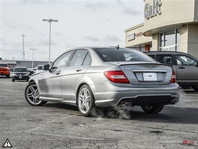 2012 Mercedes Benz C Class C350 4matic Cambridge