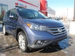 2014 Honda CR-V Touring *Local, Ext. Warranty* in Airdrie, Alberta