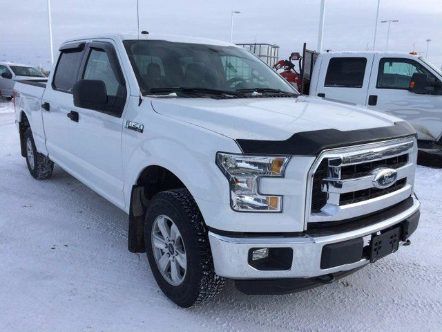 2016 ford f 150 xlt edmonton alberta used car for sale 2672082. Black Bedroom Furniture Sets. Home Design Ideas