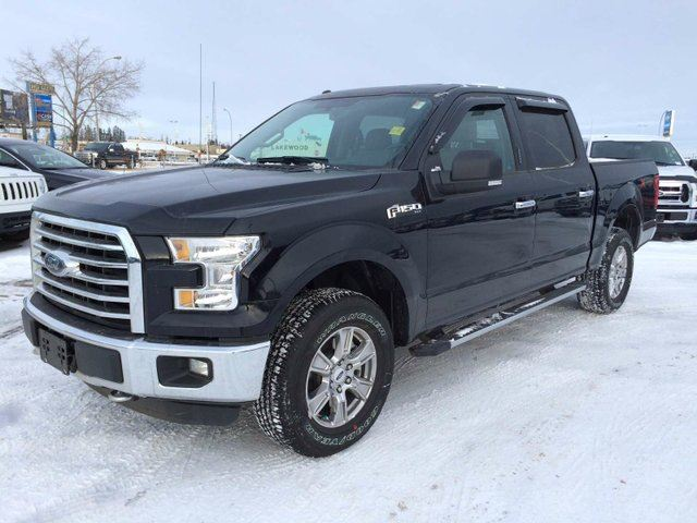 2016 ford f 150 xlt black team ford. Black Bedroom Furniture Sets. Home Design Ideas