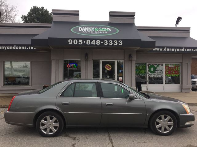 2006 Cadillac DTS           in Mississauga, Ontario