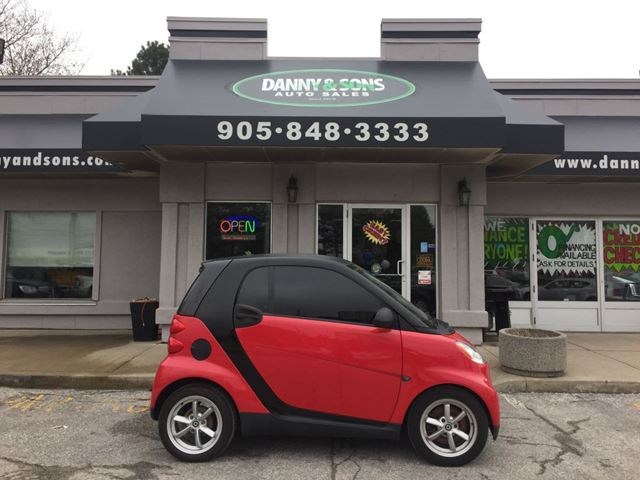 2010 Smart Fortwo Pure in Mississauga, Ontario