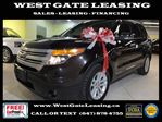 2013 Ford Explorer CAMERA  LEATHER  0% FINANCE  in Vaughan, Ontario