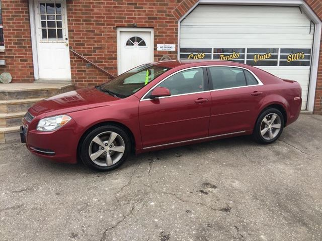 2011 CHEVROLET Malibu LT in Bowmanville, Ontario
