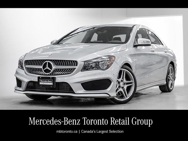 2016 mercedes benz cla250 4matic coupe polar silver met for Downtown mercedes benz